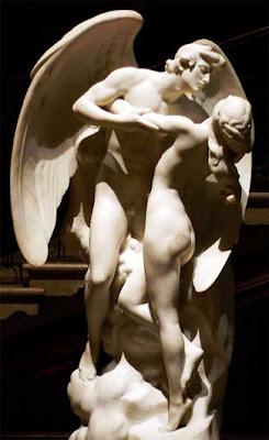 malaikat Nephilim, Mahluk Gaib Yang Suka Berhubungan s*ks Dengan Manusia