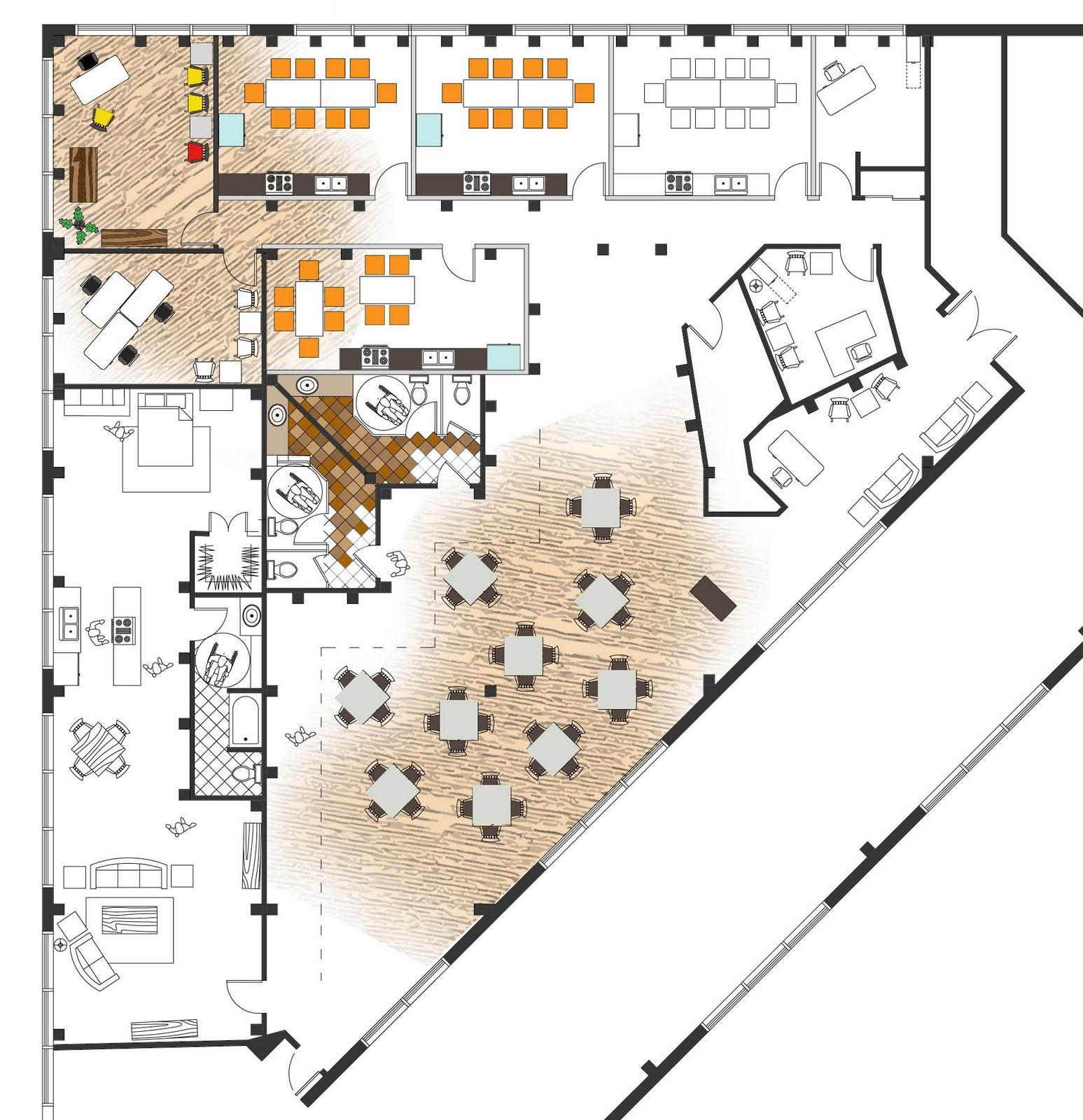 The Design Spot  Interiors