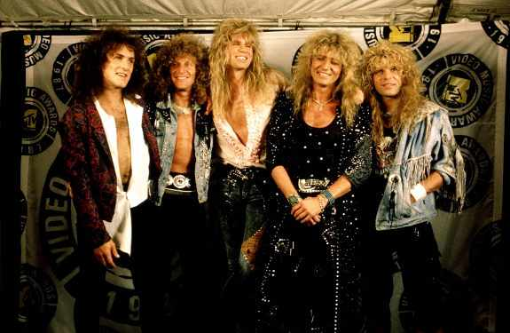 Tommy Macs' Awesome 80s' Blog And Radio Show: Whitesnake ...