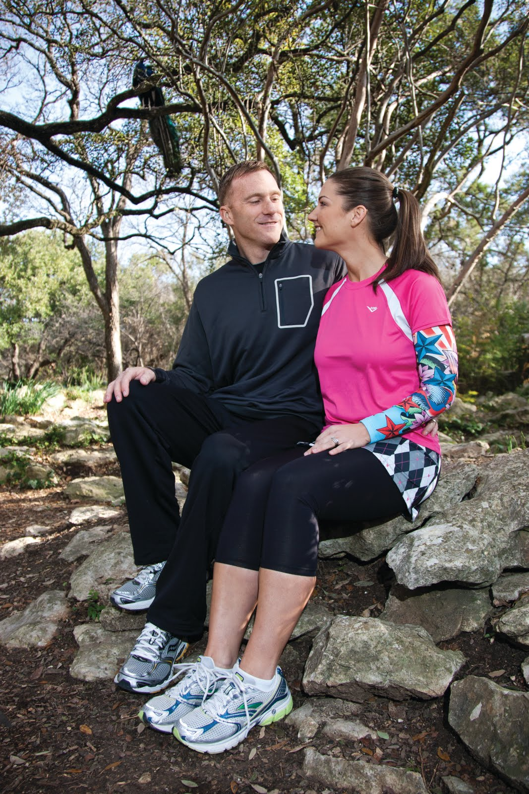 We were voted one of Austin's Fittest Couples!