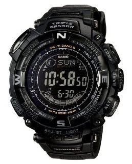 Pathfinder Multi-Band Solar Atomic Digital Watch