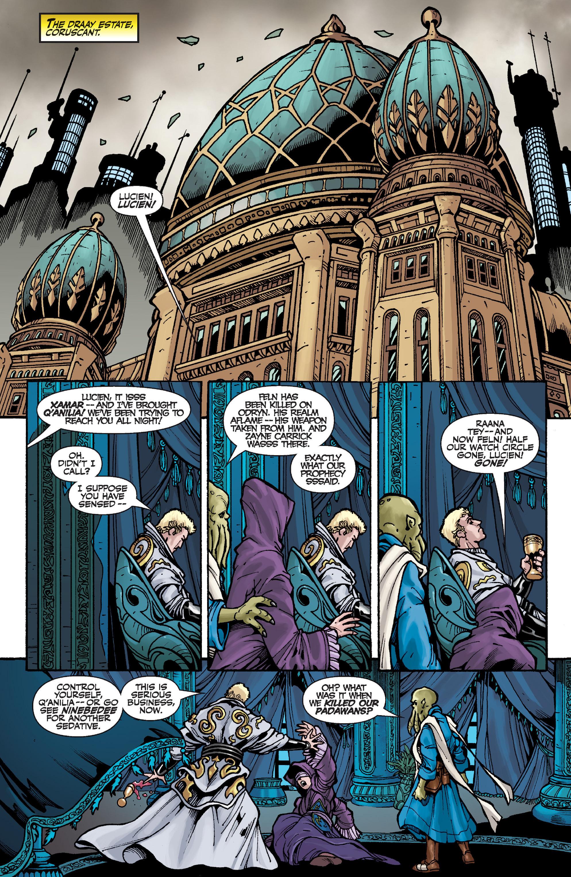 Read online Star Wars Omnibus comic -  Issue # Vol. 32 - 276
