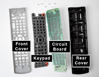 Mini DIY: Repair faulty buttons of your remote control in 15