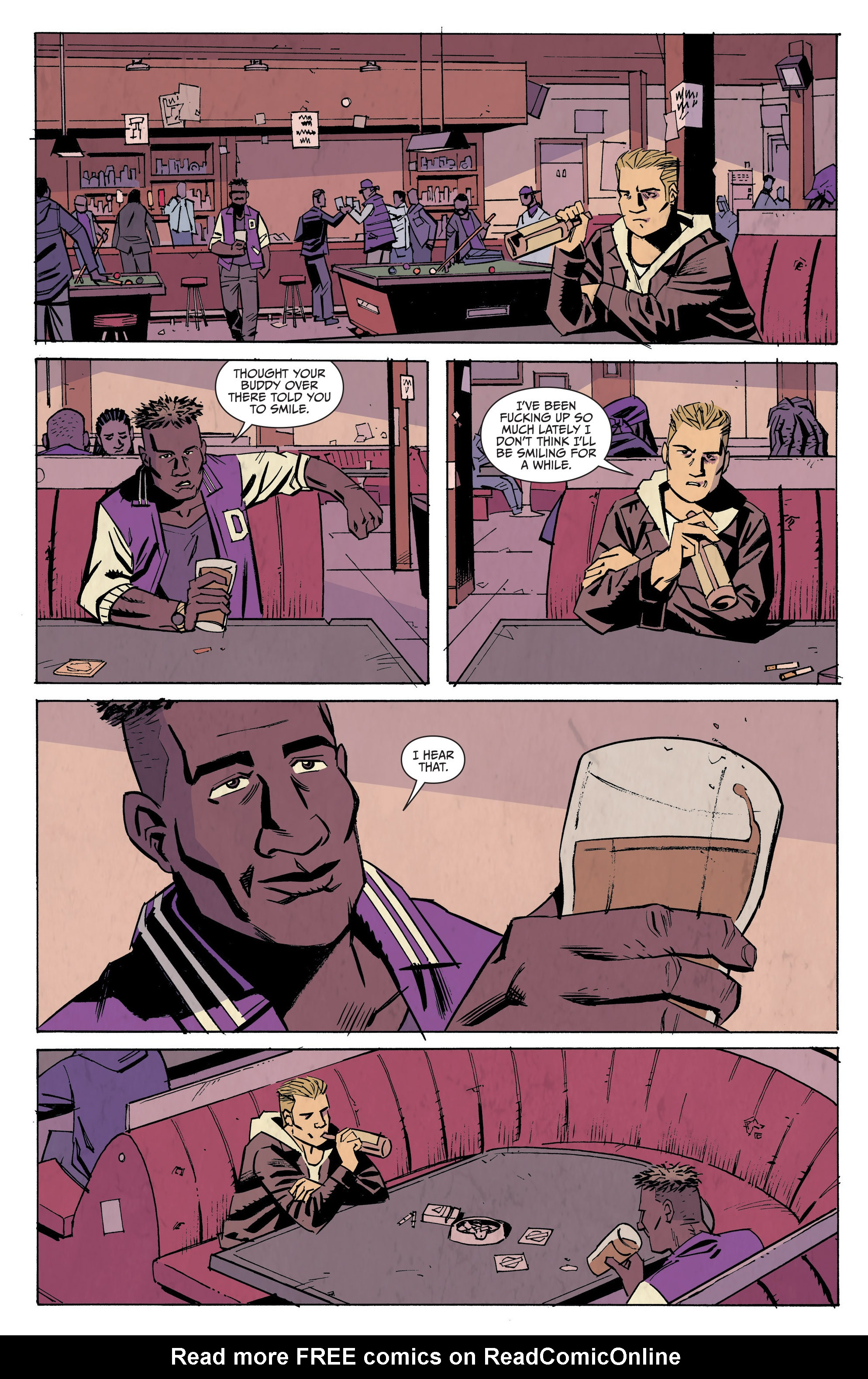 Read online Sons of Anarchy: Redwood Original comic -  Issue #7 - 16