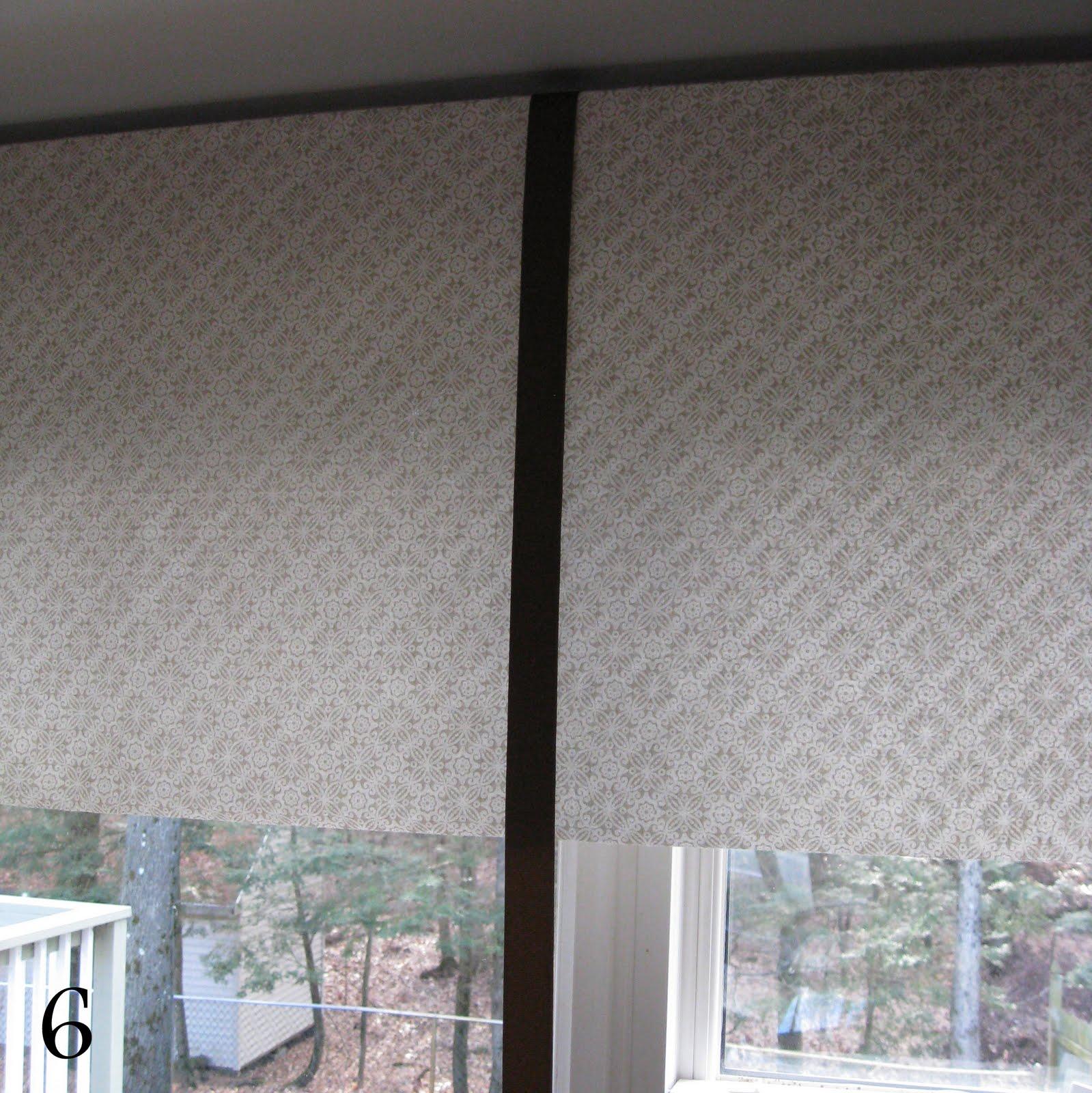 Diy Kitchen Window Valance