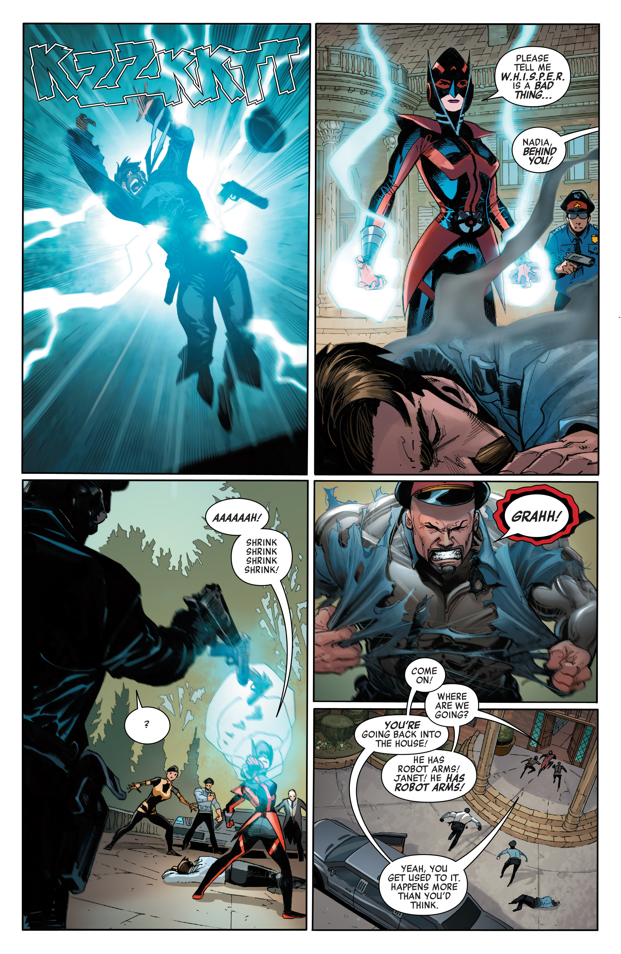 Read online All-New, All-Different Avengers comic -  Issue #14 - 7