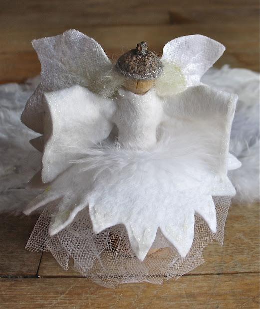 Christmas Winter Fairy Queen