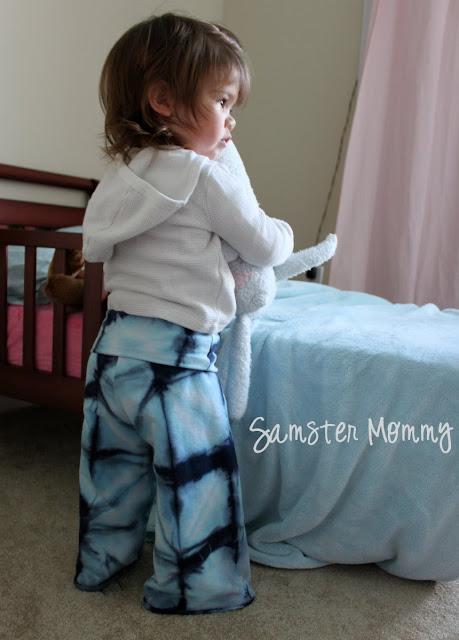 Green Submarine Diy Baby Girl Yoga Pants