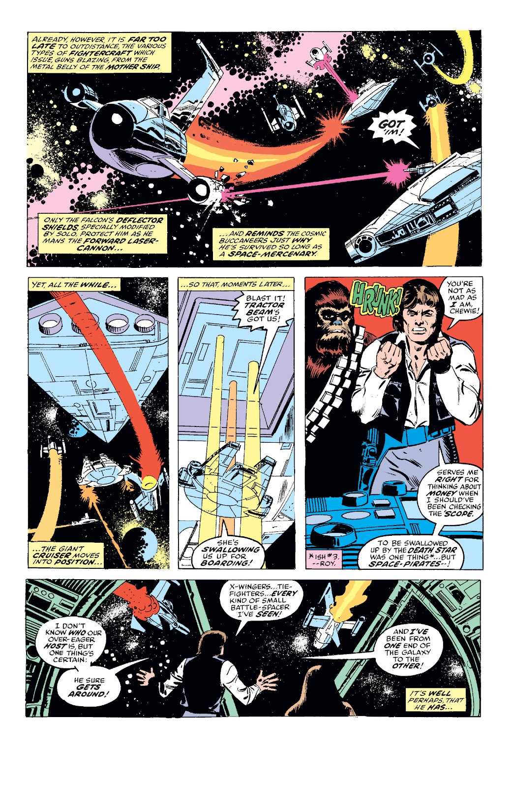 Read online Star Wars Legends: The Original Marvel Years - Epic Collection comic -  Issue # TPB 1 (Part 2) - 21