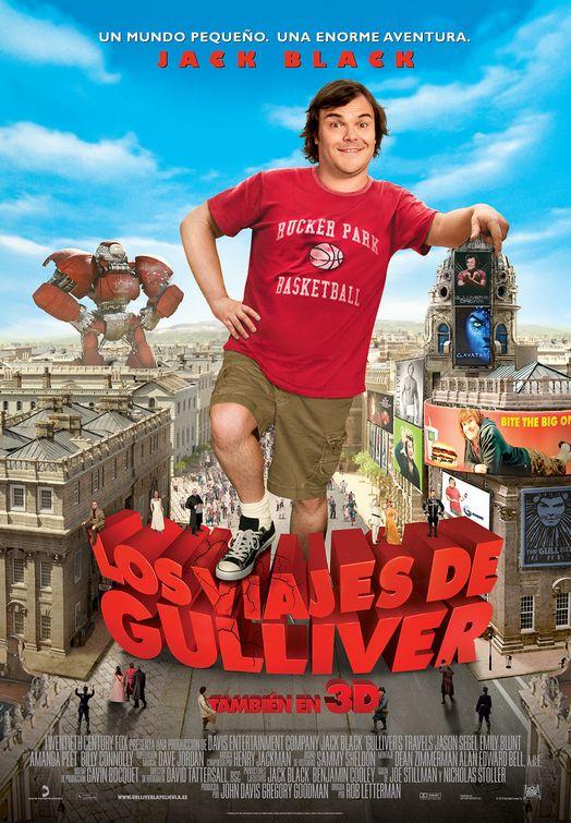 Le Voyage De Gulliver Film : voyage, gulliver, Gulliver's, Travels, |Teaser, Trailer