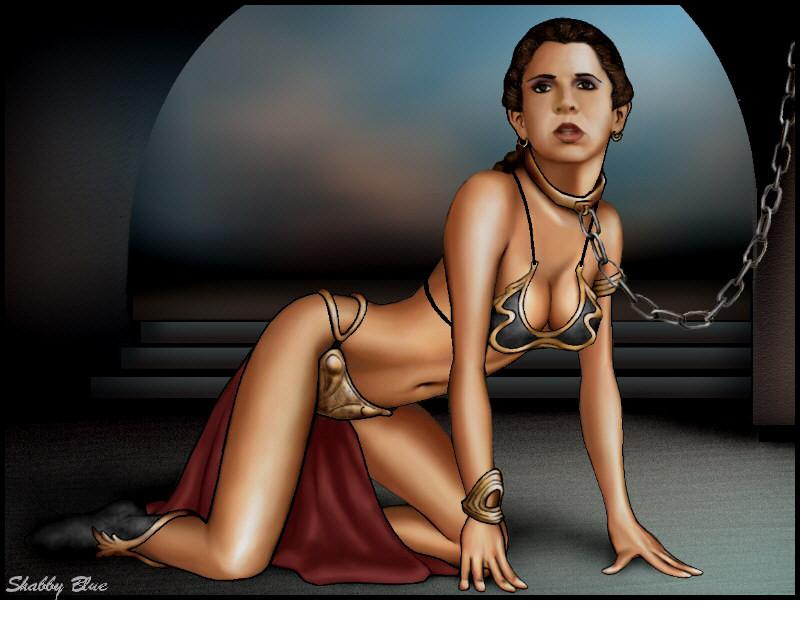 Prinzessin Leia Nackt