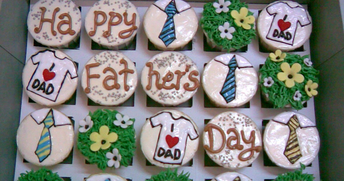 Jujucupcakes Father S Day Amp Various Birthday Theme Cupcalkes