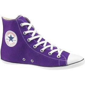 caccff42466f80 Converse Chuck Taylor All Star Hi Top Purple lightweight shoe 513697F