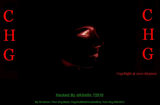 3 Govt websites Hacked By by dA3m0n ( Indonesia hacker )