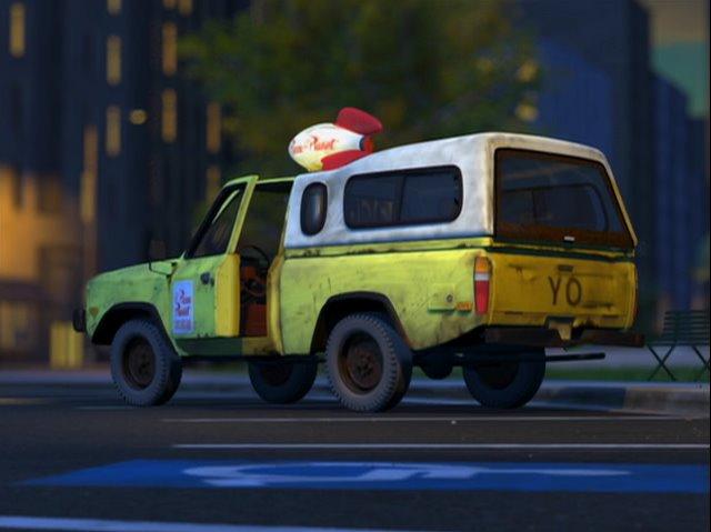 Varias Curiosidades de Pixar Studios 4