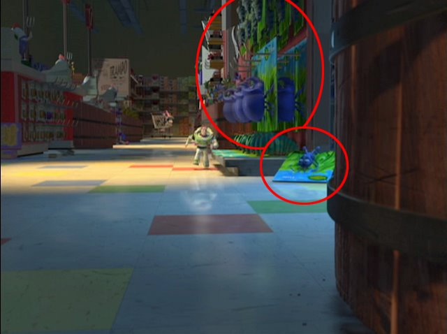 Varias Curiosidades de Pixar Studios 72