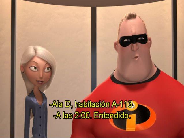 Varias Curiosidades de Pixar Studios 21