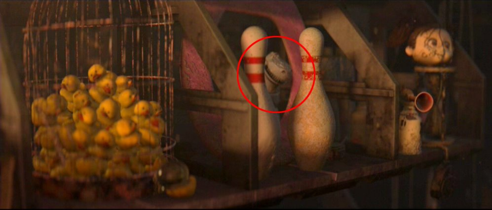 Varias Curiosidades de Pixar Studios 68