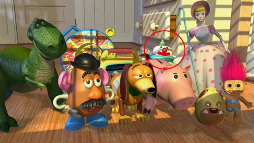 Varias Curiosidades de Pixar Studios 60