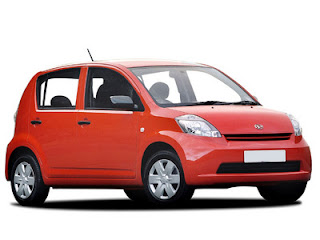 New British Cars: DAIHATSU