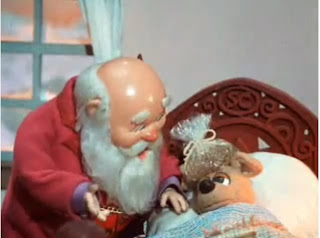 Image result for Santa's reindeer is sick