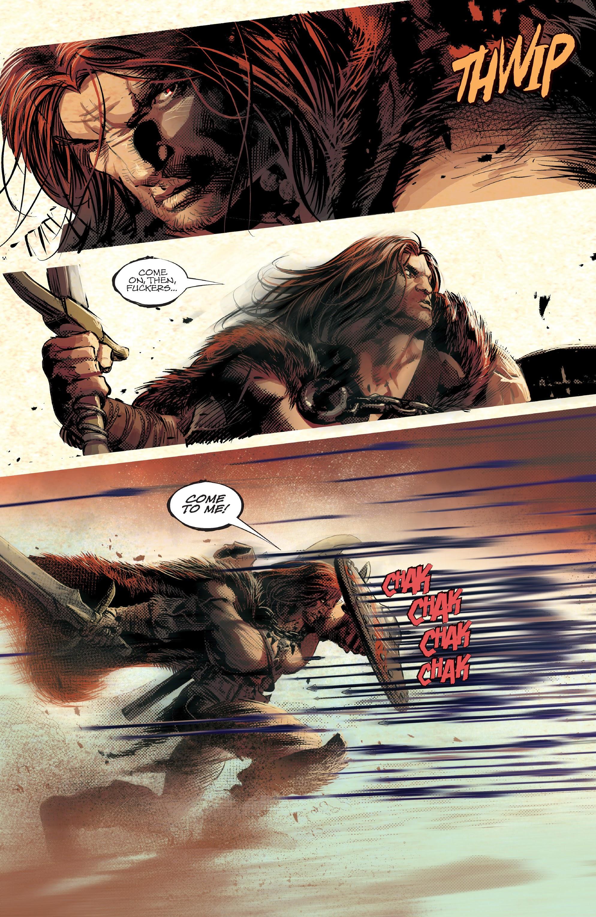 Berserker Unbound #1 #1 - English 12