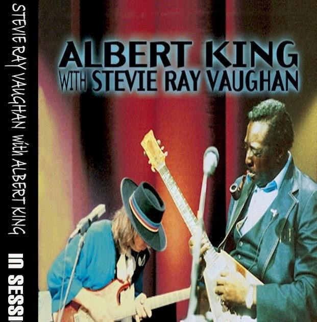 rockland albert king stevie ray vaughan in session dvd. Black Bedroom Furniture Sets. Home Design Ideas