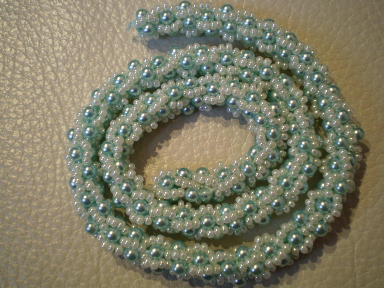 Schwabenmädles Perlenwelt Türkisches Häkeln