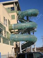 Waterpark of America & Radisson Hotel, Bloomington, MN, USA