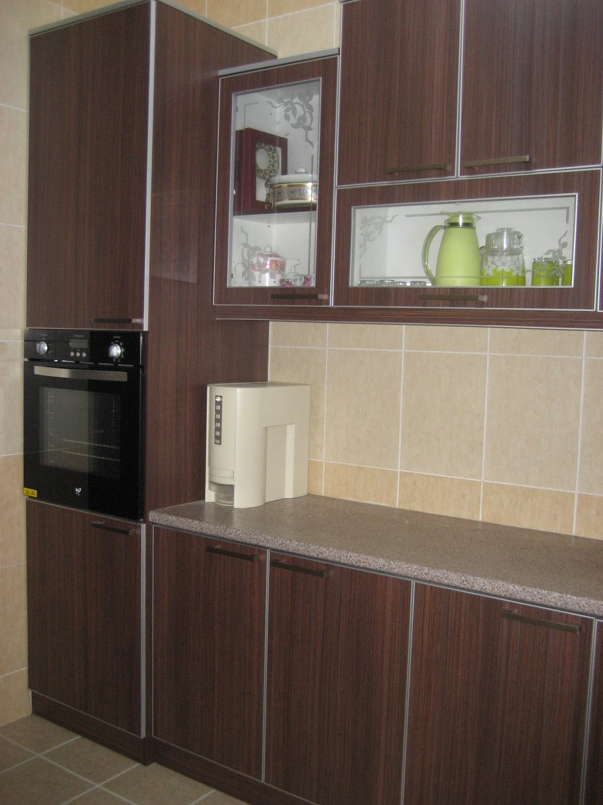 Fnh Home Deco Kitchen Cabinet