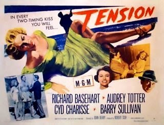 Image result for images from 1949's Tension