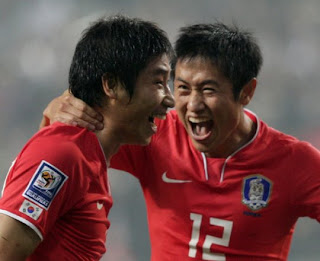 Koreans Looking To Break Sad Saudi Streak