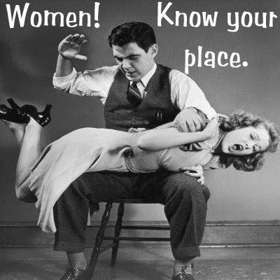 spanking wife