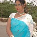 Raksha In Saree