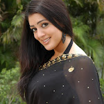 Parvathimelton In Black Saree