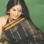 Padmapriya Transparent Saree