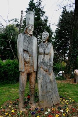 polonezköy heykel