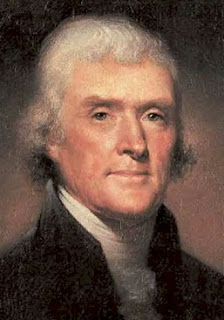 Book Making: Wise words for today from Thomas Jefferson