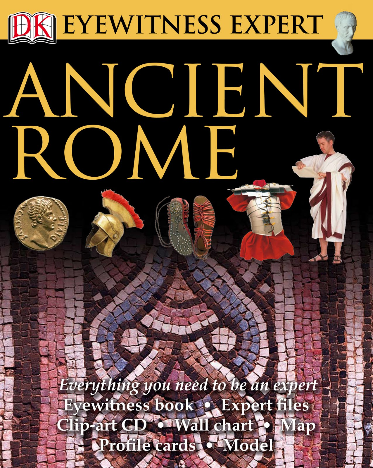 Children's pack: Ancient Rome. The new DK Eyewitness ...