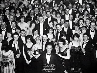 LAMPBLACK LABEL: OVERLOOK HOTEL - JULY 4th BALL - 1921
