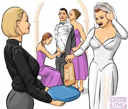 femdom slave captions
