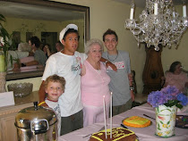 Great Grandma &  Her Boys