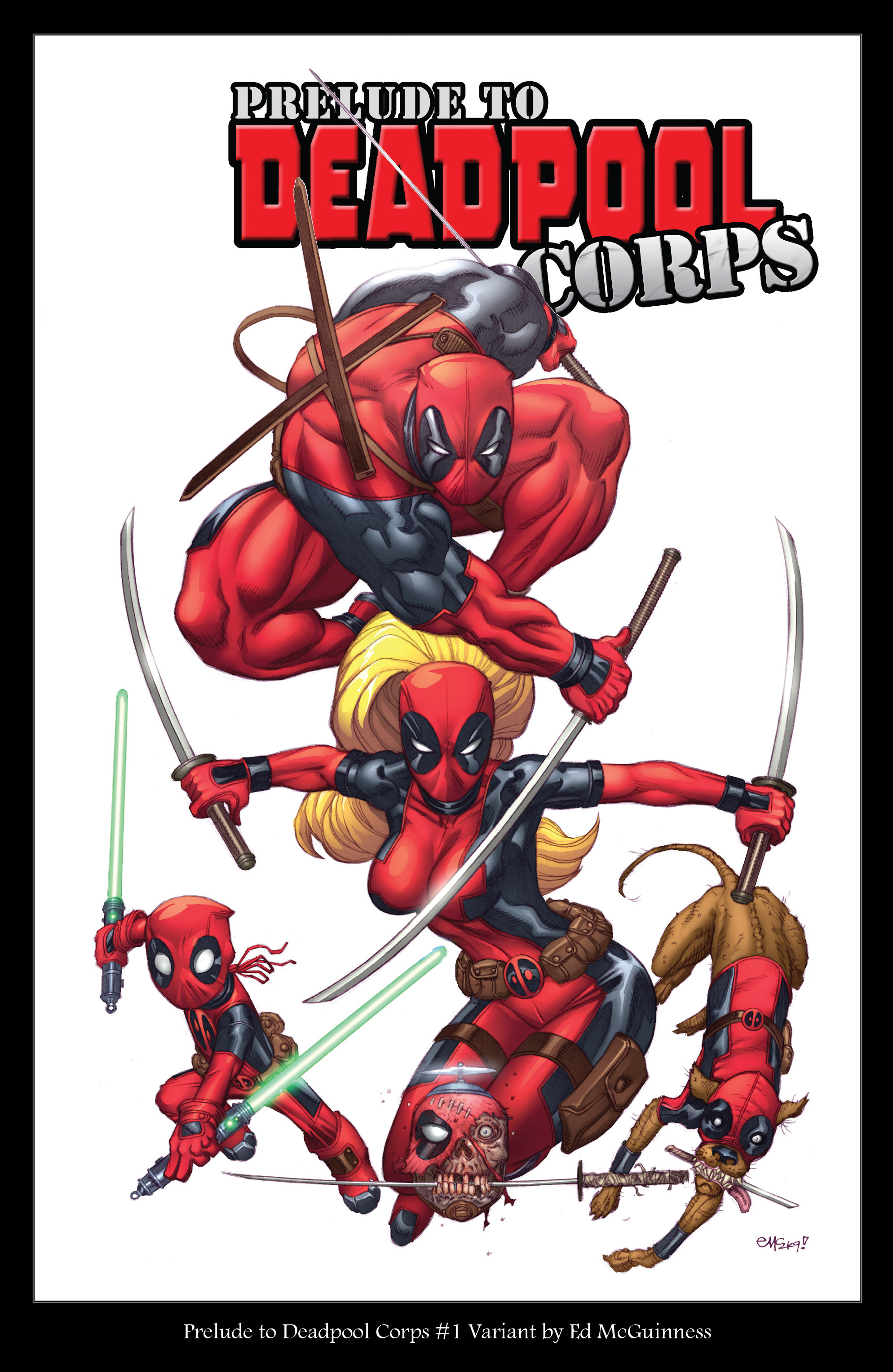 Read online True Believers: Deadpool Variants comic -  Issue # Full - 16