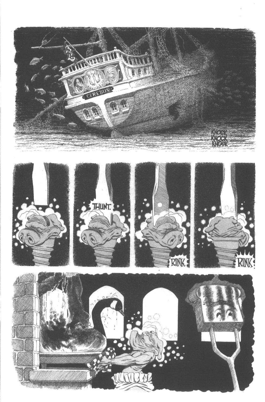 Cerebus Issue #296 #294 - English 13