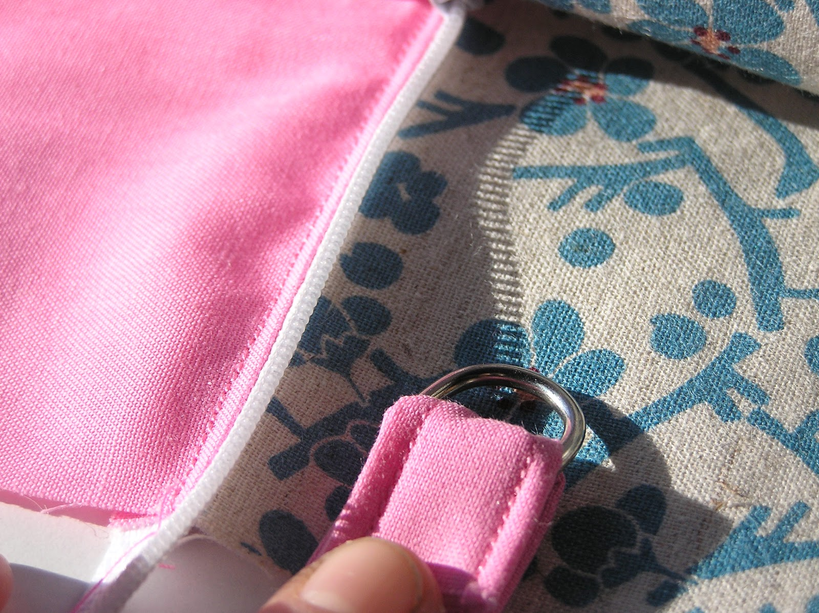 Mini Coin Purse Tutorial - step-by-step photos