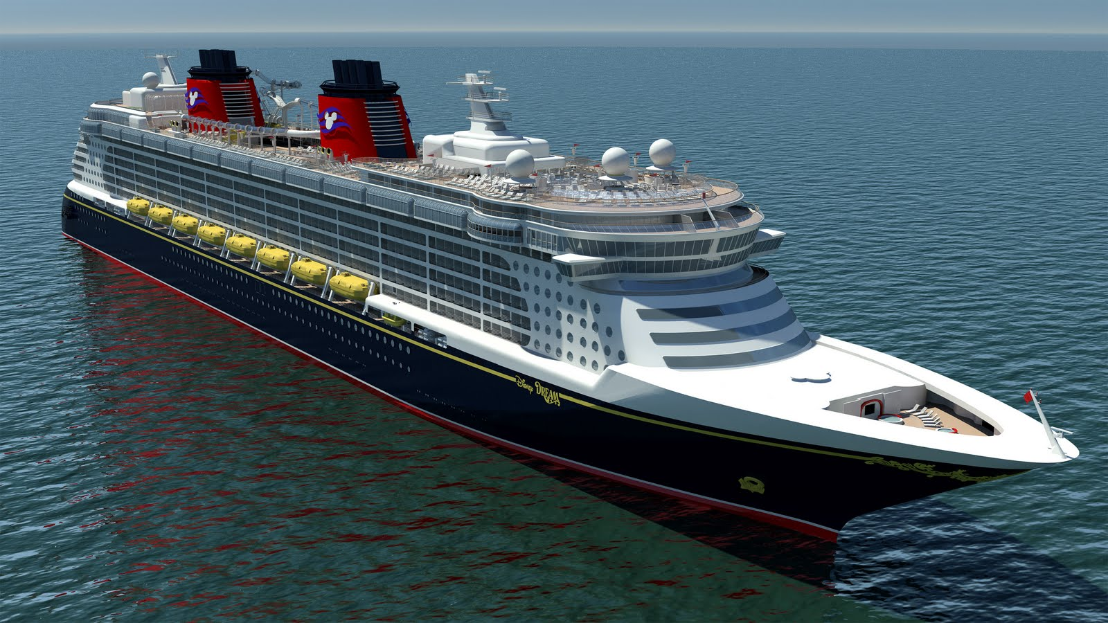The Magic, Wonder, Dream And Fantasy Of The Disney Cruise Line