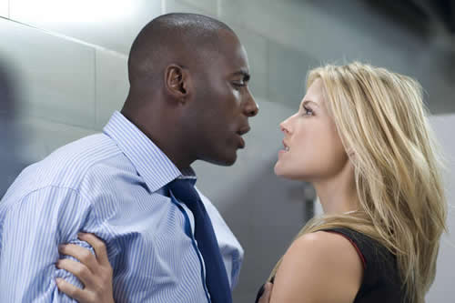 Why white women date black guys