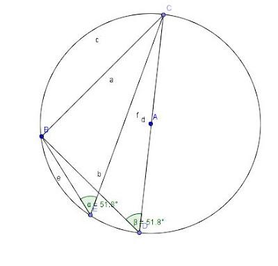 Figures Speak Mathematics: Angles in the same segment