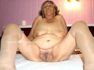 very old nude grandmas