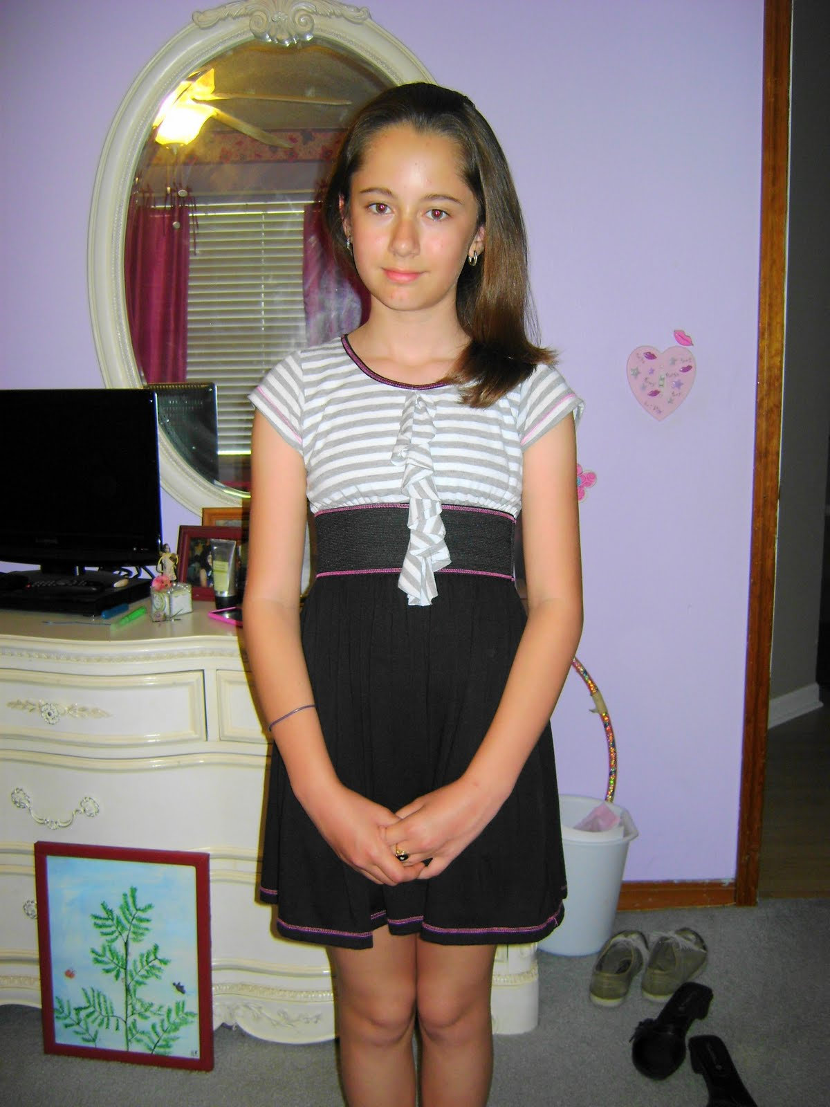 Silver Dotz: Last Day Of 6th Grade And Graduation Day